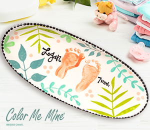 Lancaster Tropical Baby Tray
