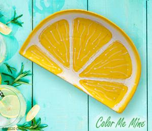Lancaster Lemon Wedge