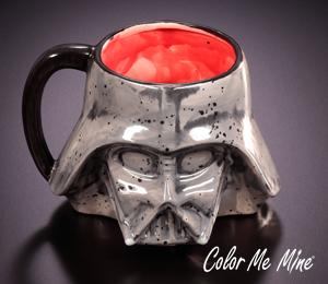 Lancaster Darth Vader Mug