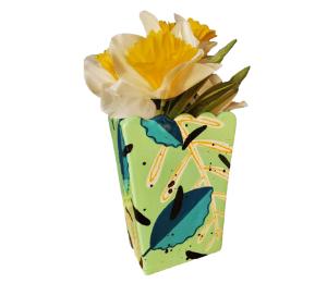 Lancaster Leafy Vase