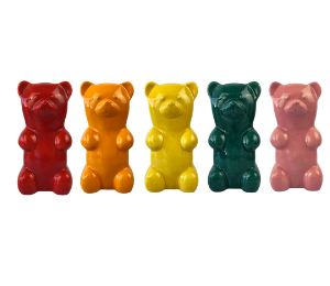 Lancaster Gummy Bear Bank