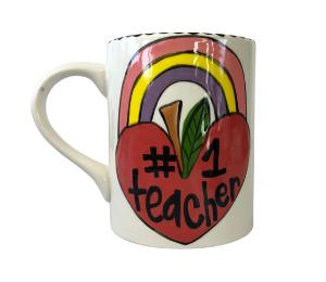 Lancaster Rainbow Apple Mug